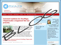 lien vers le blog officiel Hypocauste